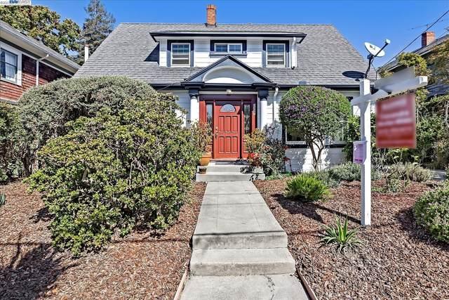 2327 Ward St, Berkeley, CA 94705 (#BE40966435) :: The Kulda Real Estate Group