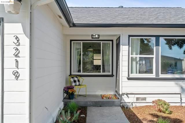 3219 Andrade Ave, Richmond, CA 94804 (#EB40967176) :: Schneider Estates