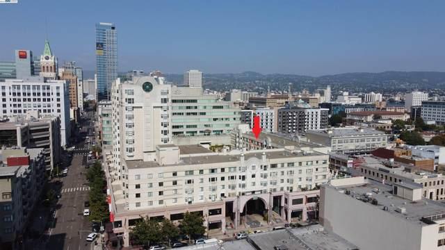 989 Webster St 646, Oakland, CA 94607 (#BE40967210) :: The Kulda Real Estate Group