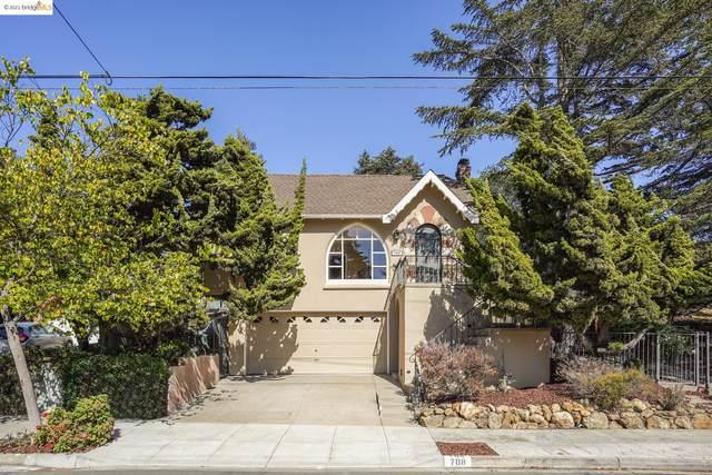 708 Colusa Ave, El Cerrito, CA 94530 (#EB40967244) :: Real Estate Experts