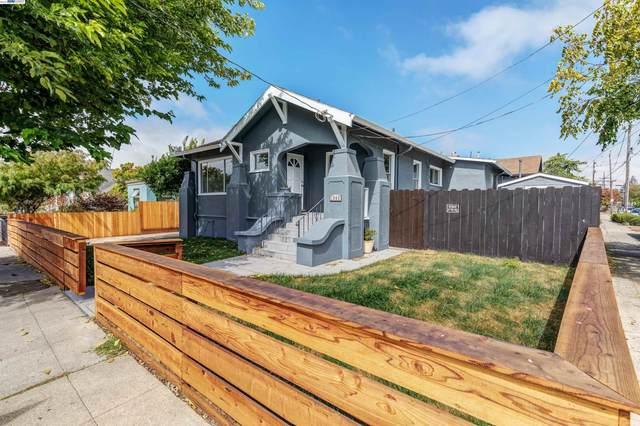 1349 Delaware Street, Berkeley, CA 94702 (#BE40967269) :: Olga Golovko