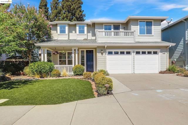 506 Matisse Ct, Walnut Creek, CA 94597 (#EB40967293) :: The Kulda Real Estate Group
