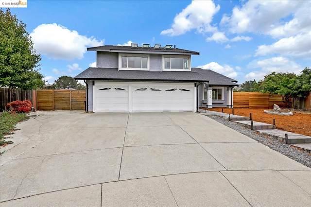 3748 Longhorn Ct, Richmond, CA 94803 (#EB40967403) :: Intero Real Estate
