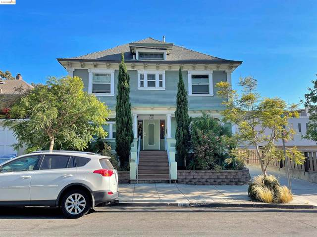 2410 Russell St, Berkeley, CA 94705 (#EB40967533) :: The Sean Cooper Real Estate Group