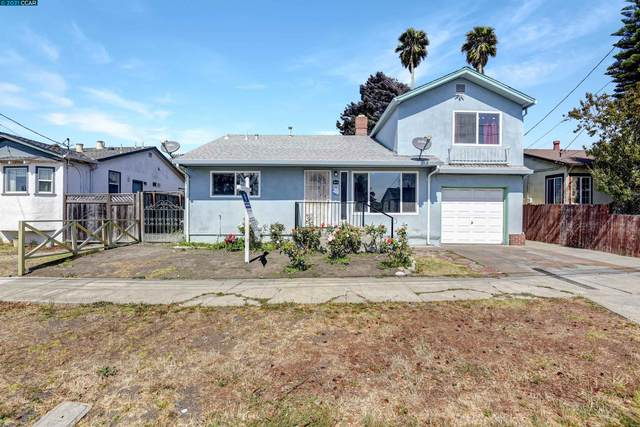 2919 Lowell Ave, Richmond, CA 94804 (#CC40967545) :: The Kulda Real Estate Group