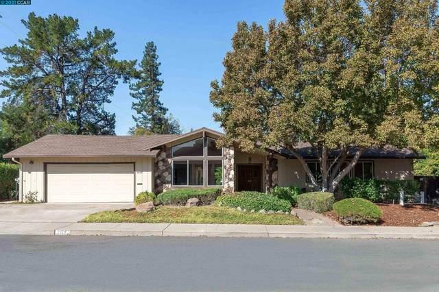 791 Hutchinson Rd, Walnut Creek, CA 94598 (#CC40967588) :: Robert Balina   Synergize Realty