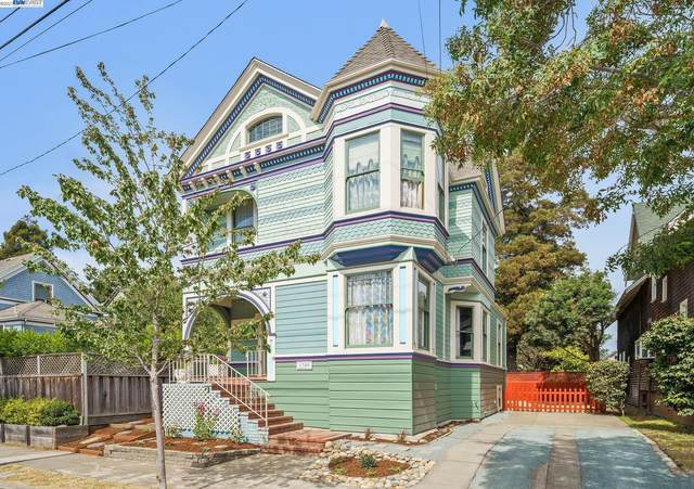 1709 Encinal Ave, Alameda, CA 94501 (#BE40967681) :: The Gilmartin Group