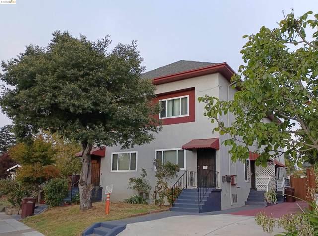 Adeline St, Oakland, CA 94608 (#EB40967693) :: The Kulda Real Estate Group