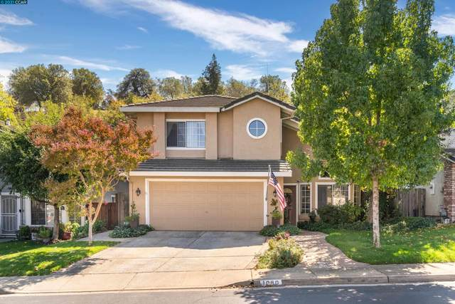 1060 Green Point Ct, Concord, CA 94521 (#CC40967730) :: The Realty Society
