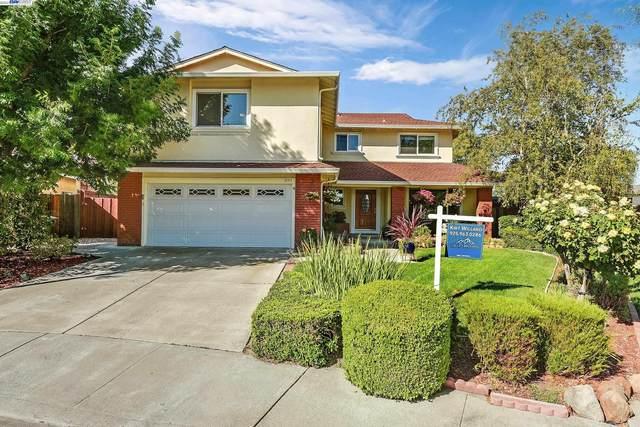 3155 Randick Ct, Pleasanton, CA 94588 (#BE40967782) :: Strock Real Estate
