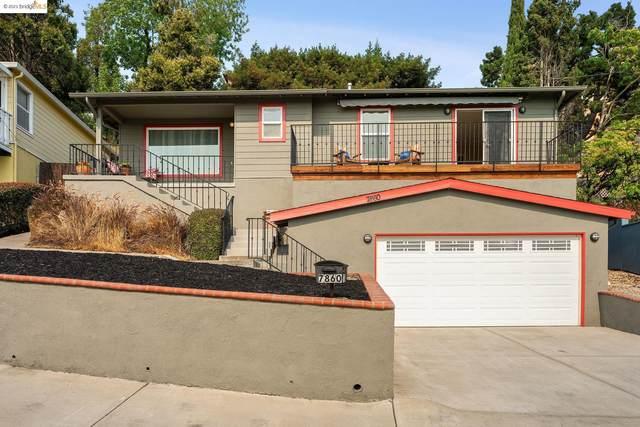 7860 Michigan Ave, Oakland, CA 94605 (#EB40967960) :: The Sean Cooper Real Estate Group