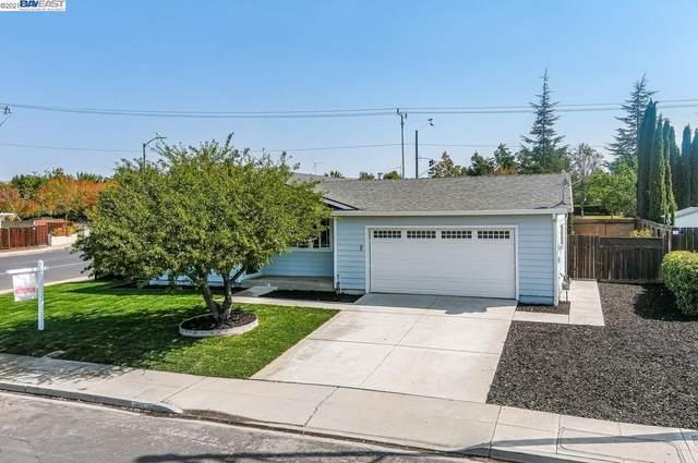 2129 Del Monte St, Livermore, CA 94551 (#BE40968006) :: The Goss Real Estate Group, Keller Williams Bay Area Estates