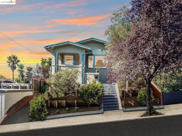 4139 Lyon Ave, Oakland, CA 94601 (#EB40968124) :: Real Estate Experts