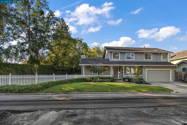 3132 Santa Maria Drive, Concord, CA 94518 (#CC40968407) :: The Kulda Real Estate Group