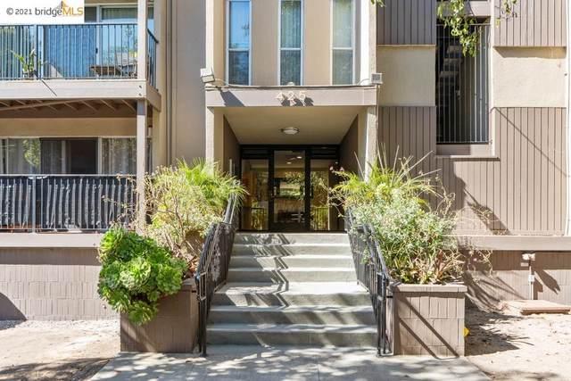 425 Orange St Street 209, Oakland, CA 94610 (#EB40969103) :: Alex Brant