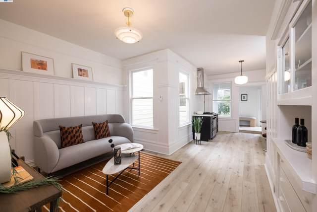 56 Linda St, San Francisco, CA 94110 (#BE40969527) :: The Kulda Real Estate Group
