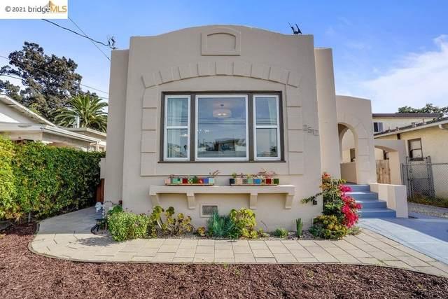 2512 65Th Ave, Oakland, CA 94605 (#EB40970255) :: The Sean Cooper Real Estate Group