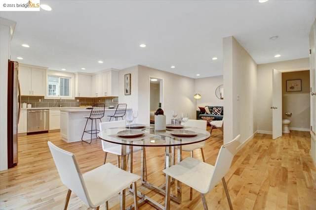 30 Domingo Ave 7, Berkeley, CA 94705 (#EB40970395) :: The Sean Cooper Real Estate Group