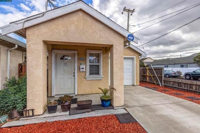 1344 Battery St, Richmond, CA 94801 (#CC40970459) :: The Kulda Real Estate Group