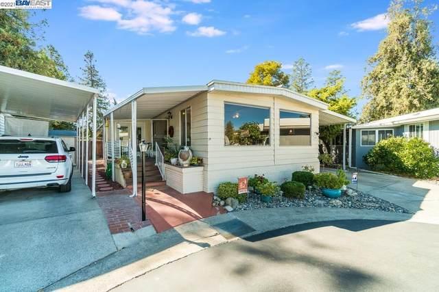 3231 Vinyard 19, Pleasanton, CA 94566 (#BE40970470) :: The Kulda Real Estate Group