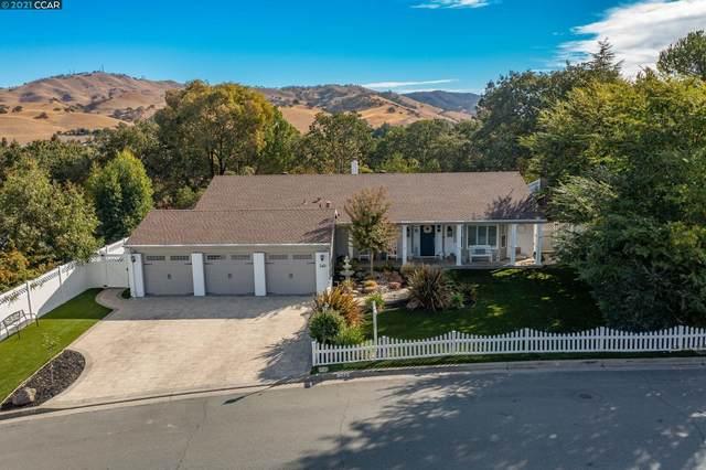540 Mt Davidson Ct, Clayton, CA 94517 (#CC40970655) :: The Kulda Real Estate Group
