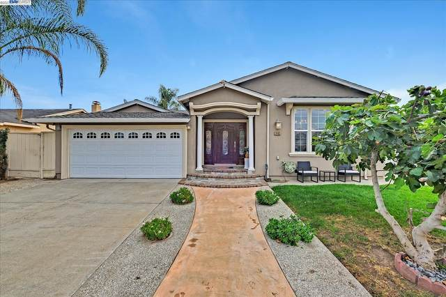 2493 Ascot Way, Union City, CA 94587 (#BE40970758) :: The Sean Cooper Real Estate Group