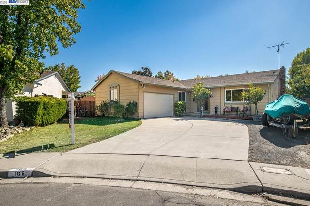 165 Ruby Ct, Livermore, CA 94550 (#BE40971080) :: The Kulda Real Estate Group