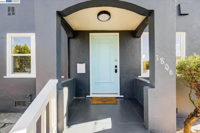 3806 Loma Vista Ave, Oakland, CA 94619 (#BE40971147) :: Paymon Real Estate Group