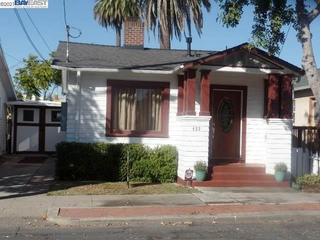 Santa Clara Ave, Alameda, CA 94501 (#BE40971300) :: The Realty Society
