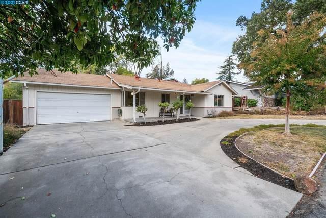 1425 Dewing Lane, Walnut Creek, CA 94595 (#CC40971426) :: Intero Real Estate
