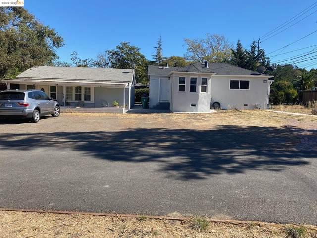4811 San Pablo Dam Rd, El Sobrante, CA 94803 (#EB40971435) :: The Sean Cooper Real Estate Group