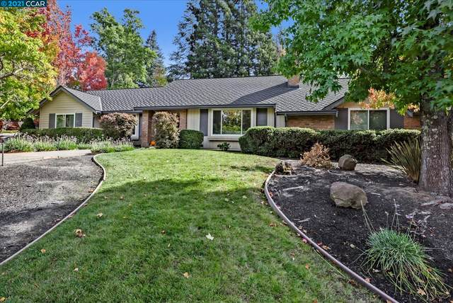 34 Sanders Ranch Rd, Moraga, CA 94556 (#CC40971543) :: Alex Brant