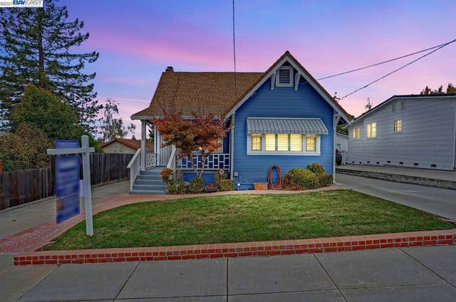 2666 D St, Hayward, CA 94541 (#BE40971794) :: The Sean Cooper Real Estate Group