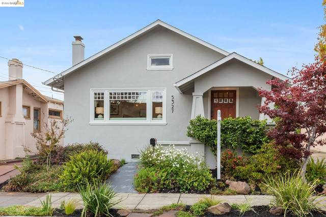 5327 Shafter Ave, Oakland, CA 94618 (#EB40971880) :: The Kulda Real Estate Group
