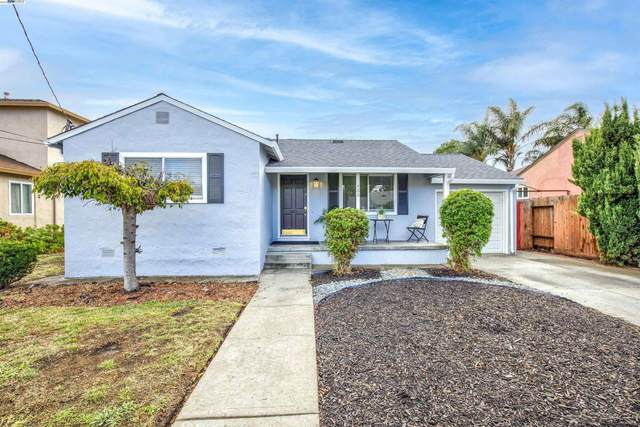 466 Violet St, San Leandro, CA 94578 (#BE40972040) :: The Sean Cooper Real Estate Group