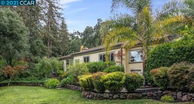 22 White Oak Drive, Lafayette, CA 94549 (#CC40972050) :: The Sean Cooper Real Estate Group