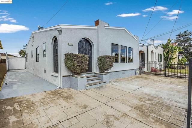 1445 68Th Ave, Oakland, CA 94621 (#EB40972071) :: The Sean Cooper Real Estate Group