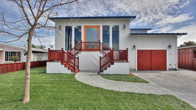 823 Burgoyne St, Mountain View, CA 94043 (#ML81696704) :: Strock Real Estate