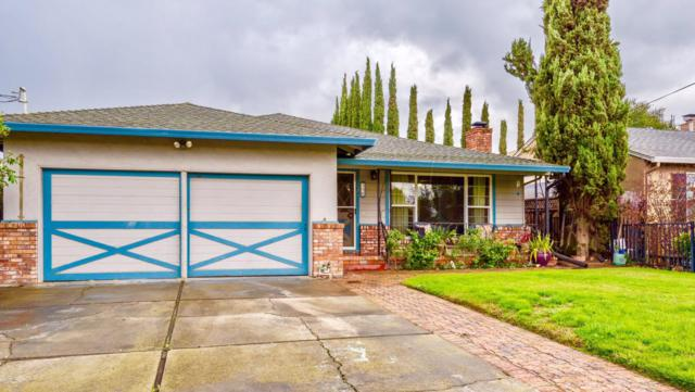 132 Rutherford Ave, Redwood City, CA 94061 (#ML81696892) :: Brett Jennings Real Estate Experts