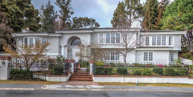 2735 Churchill Dr, Hillsborough, CA 94010 (#ML81696894) :: Strock Real Estate