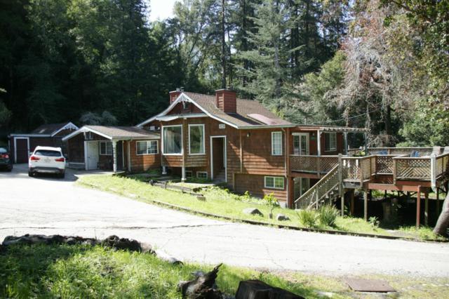 1003 Laurel Glen Rd, Soquel, CA 95073 (#ML81698089) :: Strock Real Estate