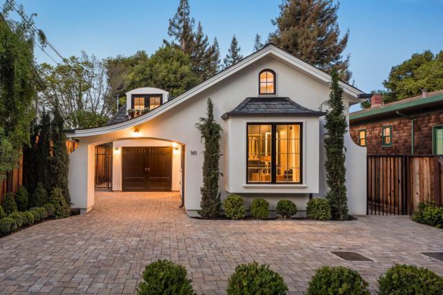161 Bryant St, Palo Alto, CA 94301 (#ML81698211) :: Astute Realty Inc