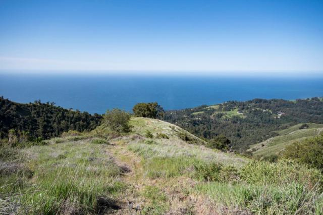 8 Coast Ridge Rd, Big Sur, CA 93920 (#ML81698992) :: Strock Real Estate