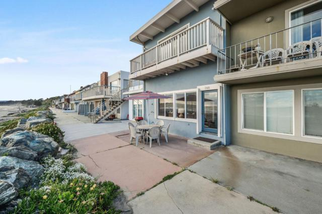 266 Beach Dr, Aptos, CA 95003 (#ML81700090) :: Strock Real Estate