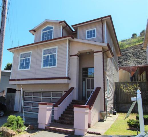 66 Franklin Ave, South San Francisco, CA 94080 (#ML81701225) :: Astute Realty Inc