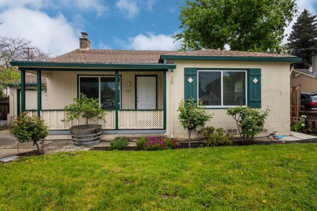603 Poplar Ave, Redwood City, CA 94061 (#ML81702040) :: Brett Jennings Real Estate Experts