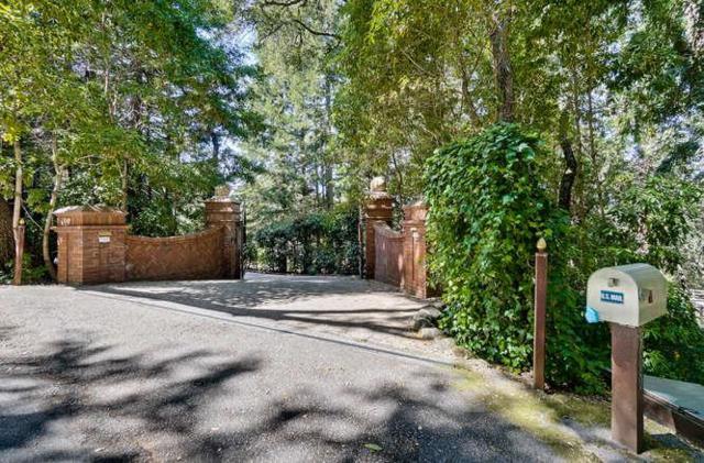700 Kings Mountain Rd, Woodside, CA 94062 (#ML81703201) :: Strock Real Estate