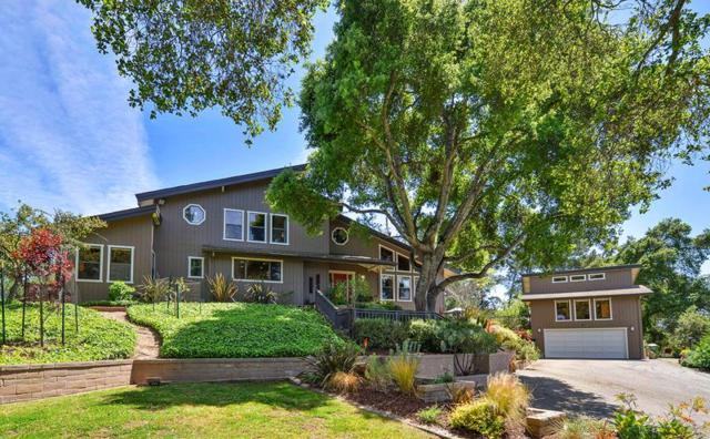 1616 Chardonnay Ridge Rd, Aptos, CA 95003 (#ML81703800) :: The Goss Real Estate Group, Keller Williams Bay Area Estates