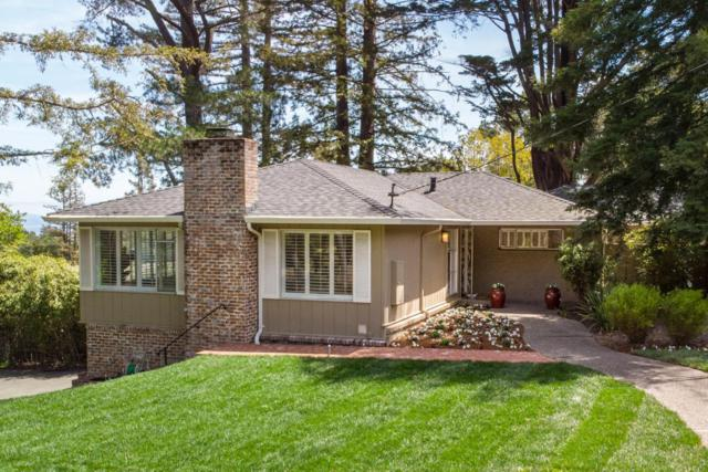 1235 Marlborough Rd, Hillsborough, CA 94010 (#ML81704233) :: The Gilmartin Group