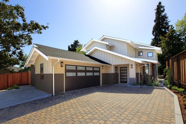 127 Prospect Ct, Santa Cruz, CA 95065 (#ML81704912) :: Strock Real Estate